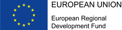 Supported by the European Union: European Regional Development Fund
